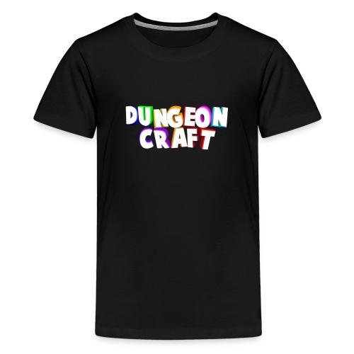 CRL Dungeon Craft Mug - Teenage Premium T-Shirt