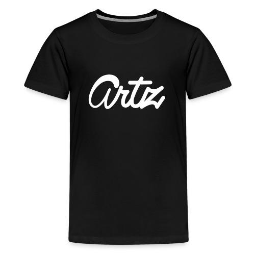 ARTZ shirt. - Teenager premium T-shirt