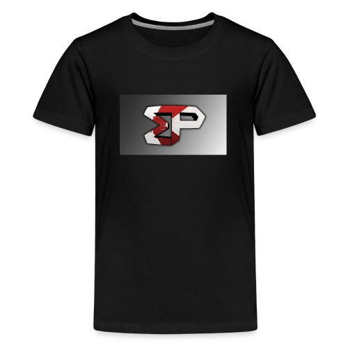 MSZ Perplex YouTube Logo - Teenage Premium T-Shirt