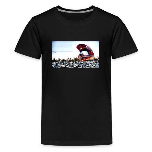 wallpaper casque - T-shirt Premium Ado