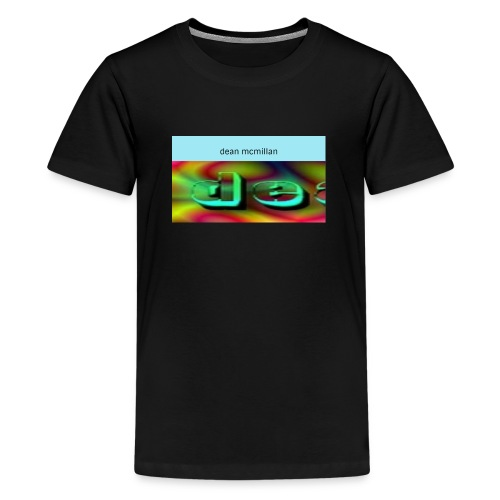 dean - Teenage Premium T-Shirt