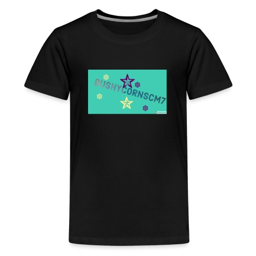 BUSHcmSTAR - Teenage Premium T-Shirt