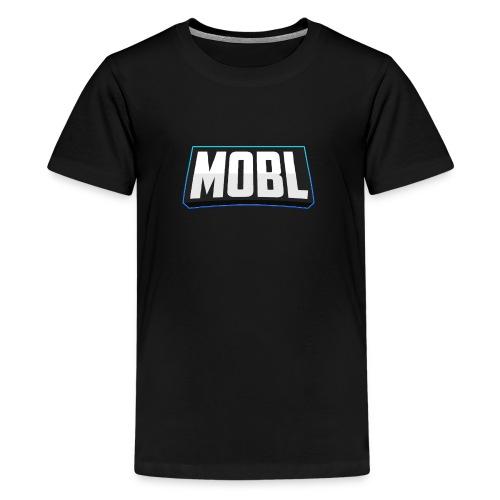 M.O.B.L Merch - Teenage Premium T-Shirt