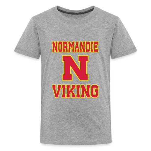 Normandie Viking - T-shirt Premium Ado