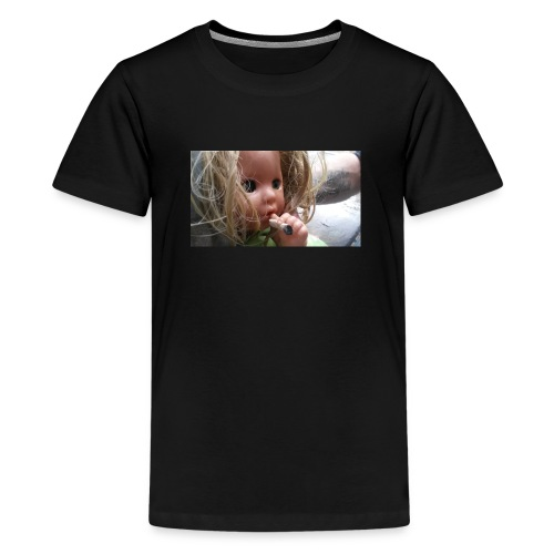 smoking kills - Teenager Premium T-Shirt