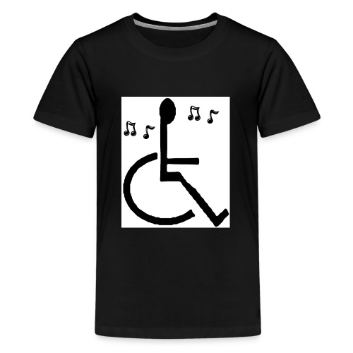 Musical Chairs - Teenage Premium T-Shirt