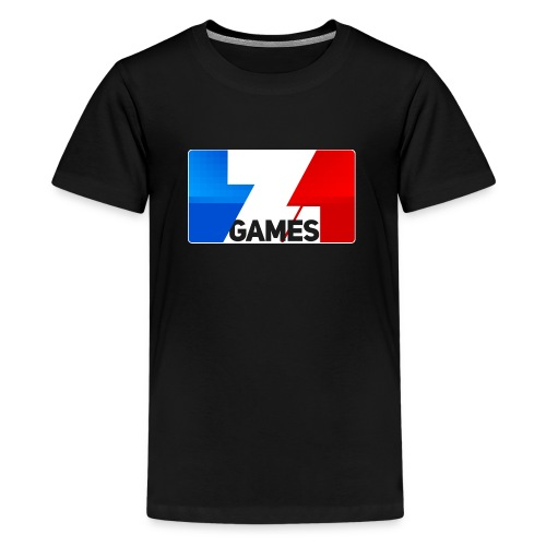 9815 2CZoominGames so MLG - Teenage Premium T-Shirt