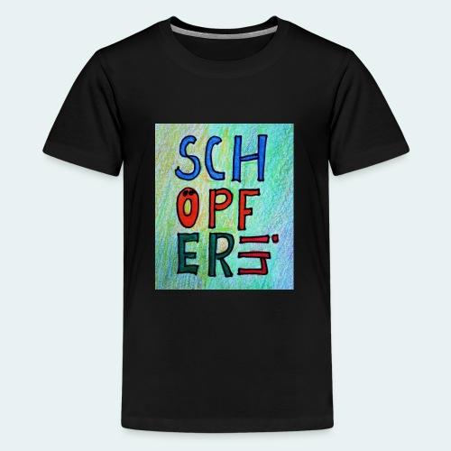 IMG_9832 - Teenager Premium T-Shirt