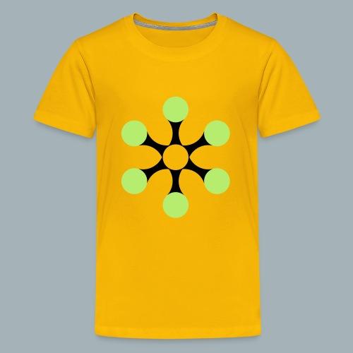 Star Bio T-shirt - Teenager Premium T-shirt