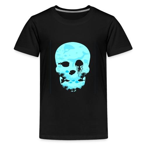Dead Sea Tshirt ✅ - Teenager Premium T-Shirt