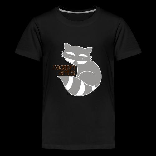 grafik2 - Teenager Premium T-Shirt