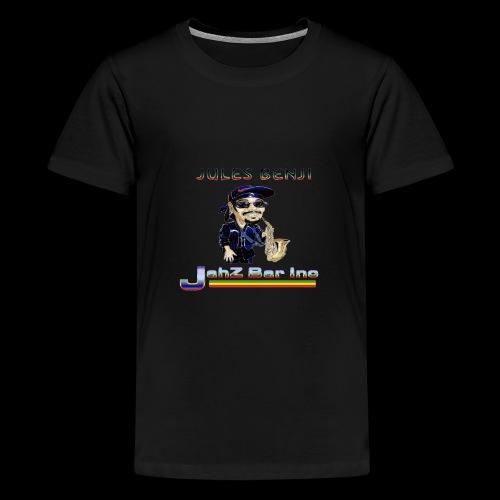 JULES BENJI - Teenage Premium T-Shirt
