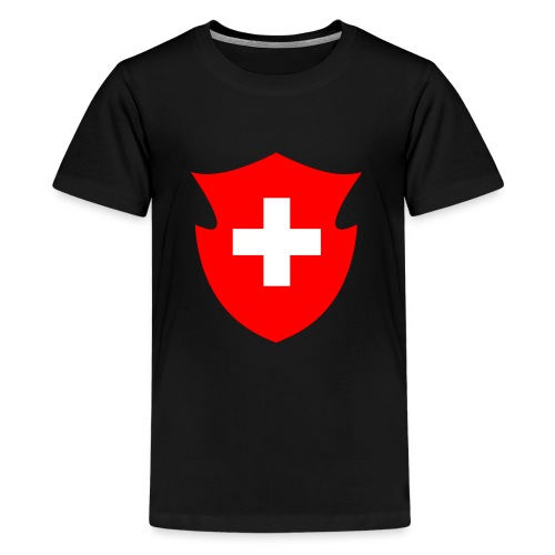 Suisse - Switzerland - Schweiz - Teenage Premium T-Shirt