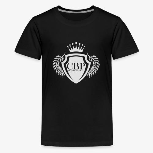 NEW CBP VECTORISED w - T-shirt Premium Ado