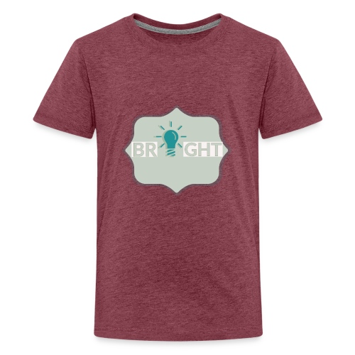 bright - Teenage Premium T-Shirt