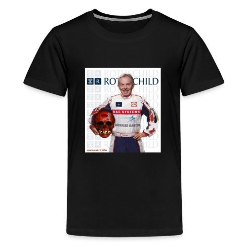Inhuman Race - Teenage Premium T-Shirt