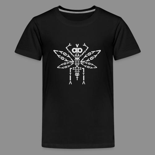 Letteroptero_small - Teenage Premium T-Shirt