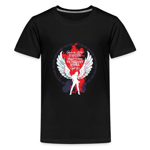 Kabes Guardian Angel T-Shirt - Teenage Premium T-Shirt