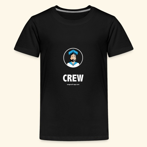 SeaProof Crew - Teenager Premium T-Shirt