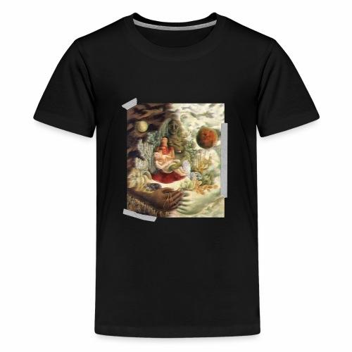 Love Embraced - Teenager Premium T-Shirt