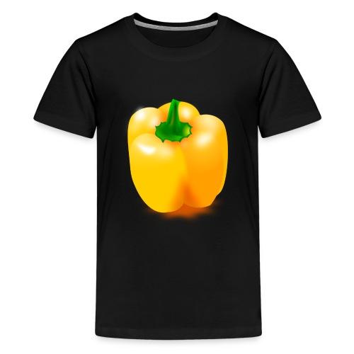paprika 158476 1280 - Teenager Premium T-Shirt