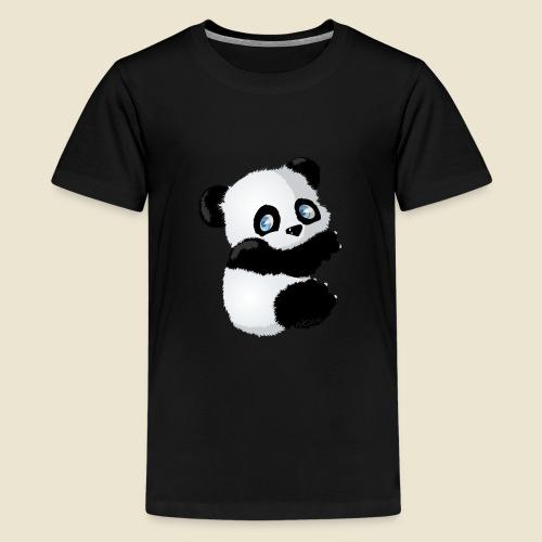 Bébé Panda - T-shirt Premium Ado