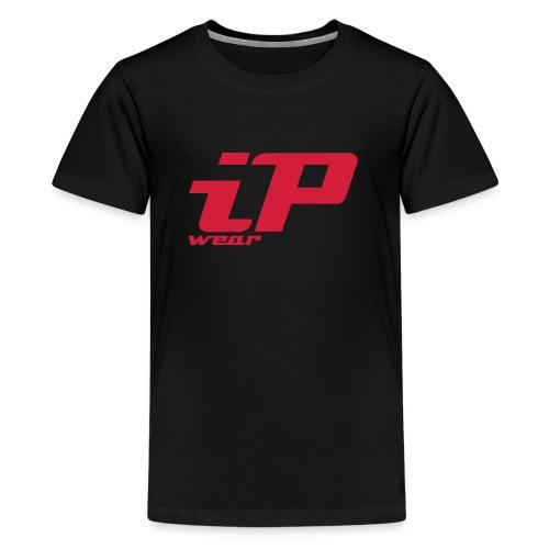 iP wear Rot - Teenager Premium T-Shirt