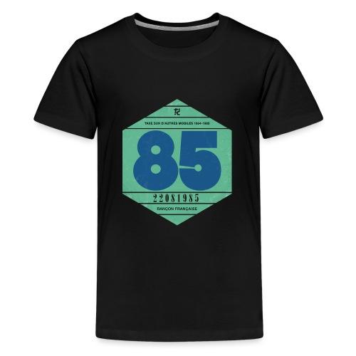 Vignette automobile 1985 - T-shirt Premium Ado