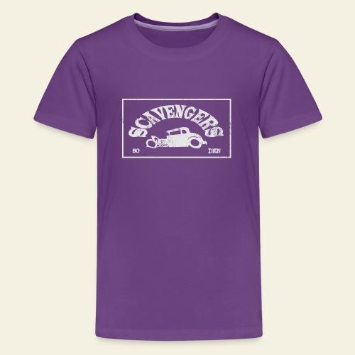 scavengers1 - Teenager premium T-shirt