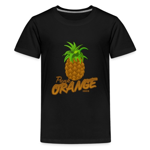 Pinapple or Punk - Premium-T-shirt tonåring