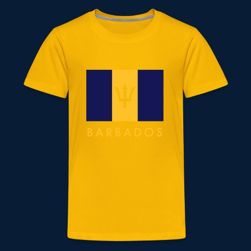 Barbados - Teenager Premium T-Shirt