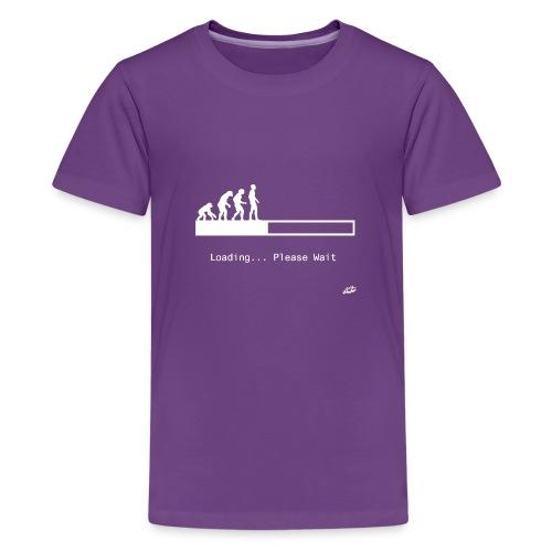 Loading... - Teenage Premium T-Shirt
