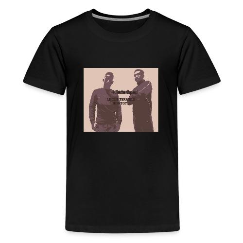 mig3 perfil - T-shirt Premium Ado