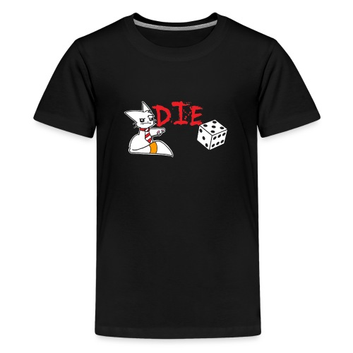 DIE - Teenage Premium T-Shirt