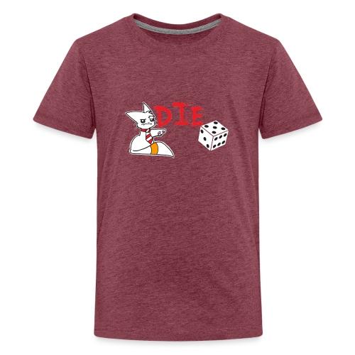 DIE - Teenage Premium T-Shirt
