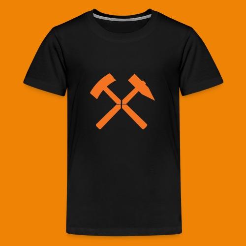 Schlägel & Eisen / Shop - Teenager Premium T-shirt