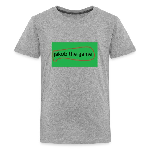 jakob the game - Teenager premium T-shirt