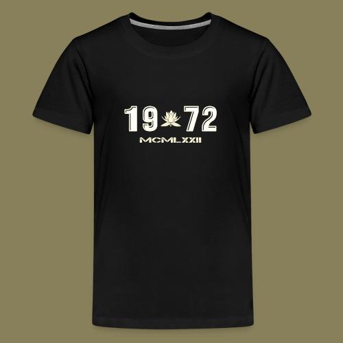 1972-Fronte - Maglietta Premium per ragazzi