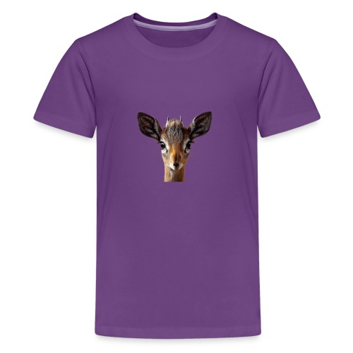 Antilope, Dik - Teenager Premium T-Shirt