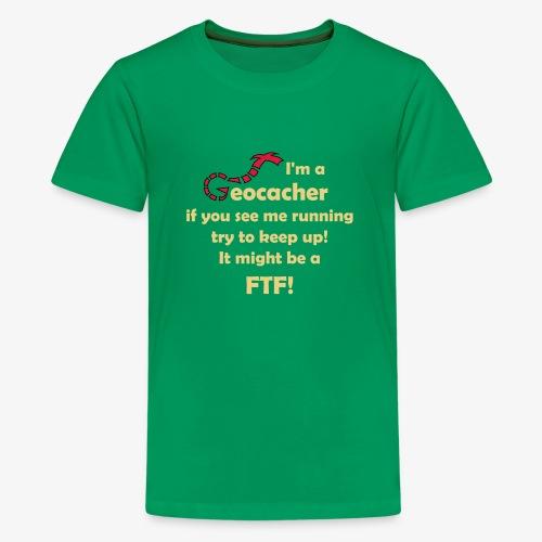 FTF-Jäger - Teenager Premium T-Shirt