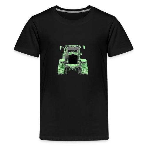 Modern Tractor - Teenage Premium T-Shirt
