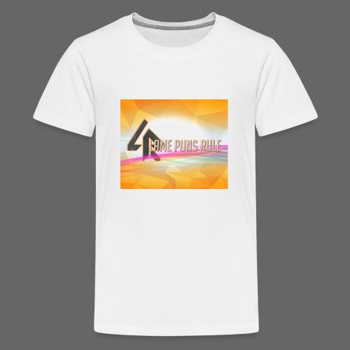 lpr mousepad png - Teenage Premium T-Shirt