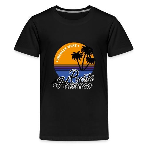 Puerto Hurraco - Camiseta premium adolescente