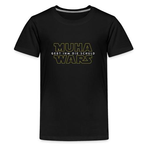 Muha Wars - Standard - Teenager Premium T-Shirt