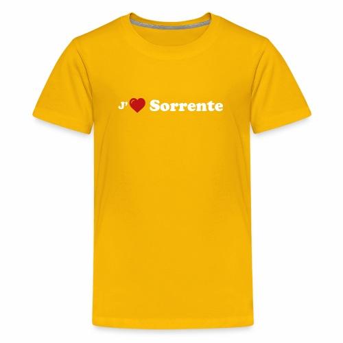 J'aime Sorrente - T-shirt Premium Ado