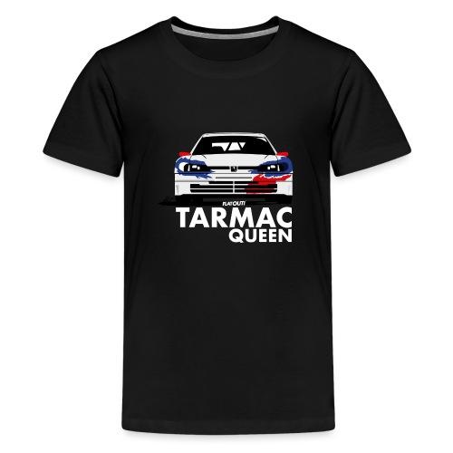 306 Maxi Rallye Tarmac Queen - T-shirt Premium Ado
