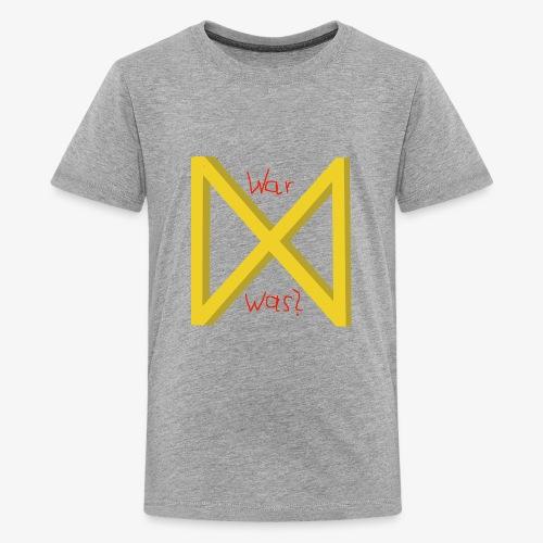 Rune Dagaz - Teenager Premium T-Shirt