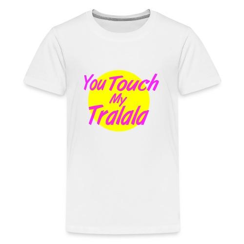 Tralala - T-shirt Premium Ado