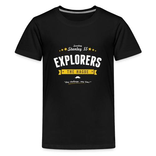 Explorershirt - Teenager Premium T-shirt