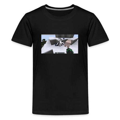 2016-09-24_18 - Teenage Premium T-Shirt